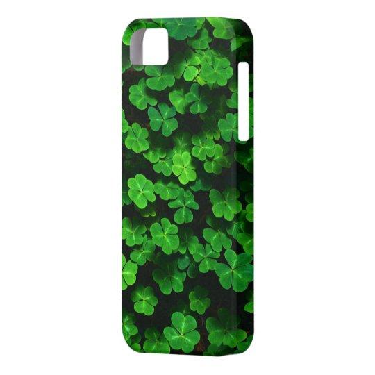 Caso del día de St Patrick Funda Para iPhone SE/5/5s