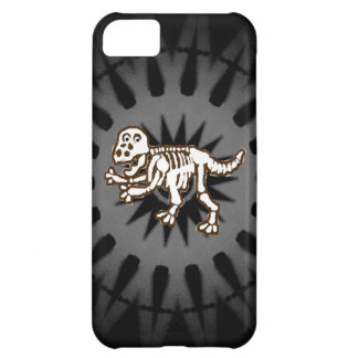 caso del dinosaurio del iPhone 5 Funda Para iPhone 5C