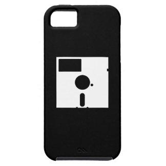 Caso del disco blando del iPhone 5 del pictograma iPhone 5 Case-Mate Protectores