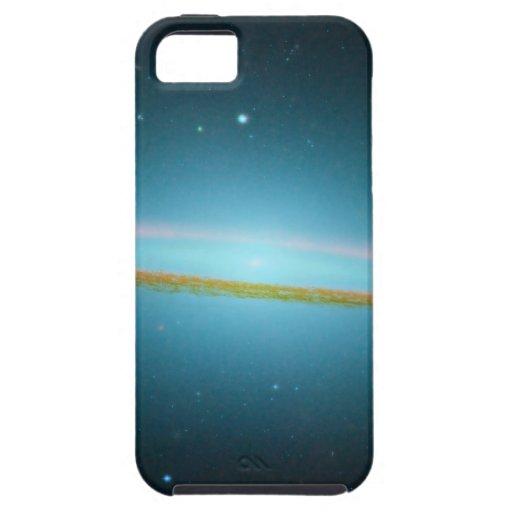 caso del diseño de espacio del iPhone 5 iPhone 5 Funda