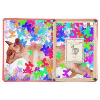 caso del Dodo del aire del iPad del gato de la mar