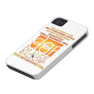 Caso del Dr. Ande Radio Blackberry Case-Mate iPhone 4 Cobertura