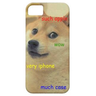 caso del dux del iPhone 5/5S iPhone 5 Funda