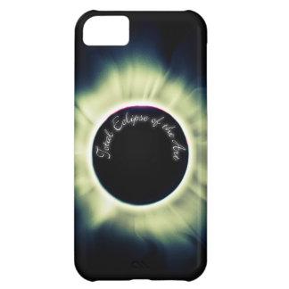 Caso del eclipse funda para iPhone 5C