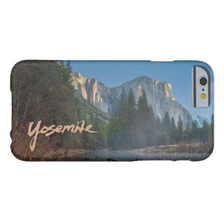 Caso del EL Capitan Yosemite Smartphone Funda De iPhone 6 Barely There
