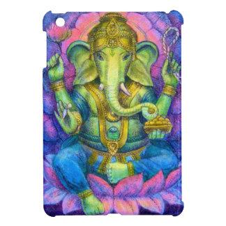 Caso del elefante de Ganesha mini de dios del iPad