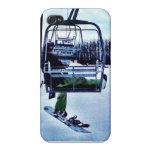 Caso del embarque de Alaska iPhone 4 Carcasa