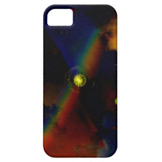 Caso del espacio exterior funda para iPhone SE/5/5s