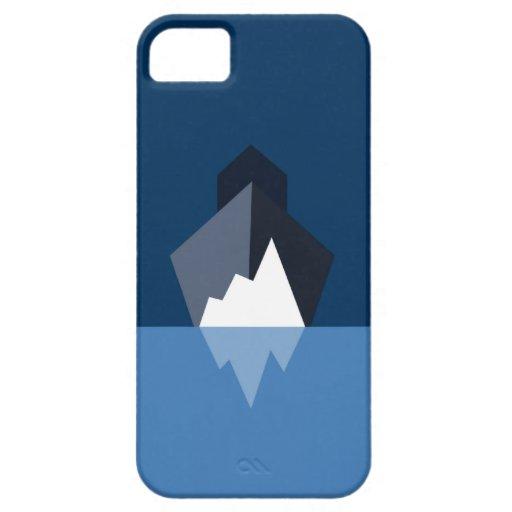 Caso del estallido del icono iPhone 5 carcasa