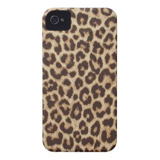 Caso del estampado leopardo iphone4 apenas allí iPhone 4 cárcasa