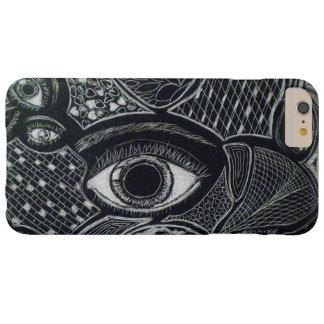 caso del eyePhone Funda De iPhone 6 Plus Barely There