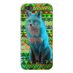 Caso del Fox iPhone5 del Azteca iPhone 5 Cárcasas