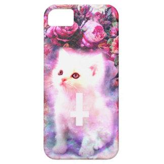 Caso del gatito funda para iPhone SE/5/5s