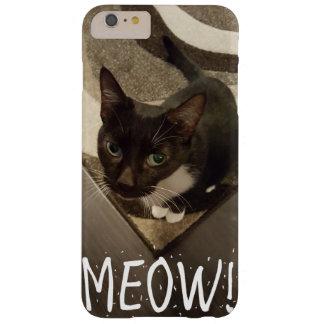 Caso del gato de Purrfect Funda Barely There iPhone 6 Plus