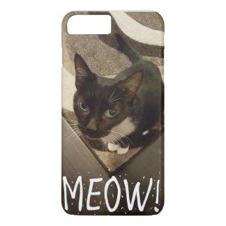Caso del gato de Purrfect Funda iPhone 7 Plus