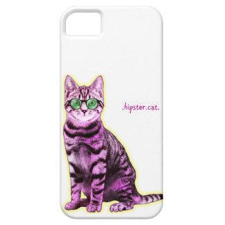 Caso del gato del inconformista iPhone 5 carcasa