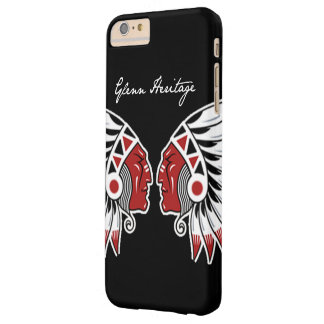 Caso del GH Warchiefs IPhone 6 Funda Para iPhone 6 Plus Barely There