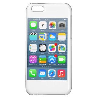 caso del glosario del iPhone 5C - Home Page en ára