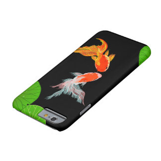 Caso del Goldfish iPhone6 Funda Barely There iPhone 6