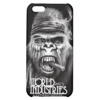 Caso del gorila iPhone4 de la batalla de Shetler