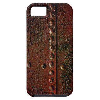 Caso del Grunge del metal para el iPhone 5 Funda Para iPhone SE/5/5s