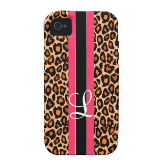 caso del guepardo iPhone 4/4S funda
