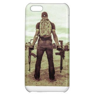 caso del Gunslinger del iPhone 5c