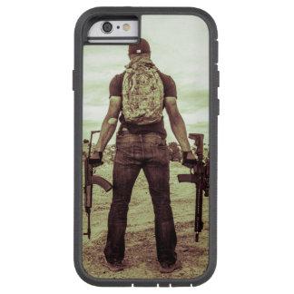 caso del Gunslinger del iPhone 6 Funda De iPhone 6 Tough Xtreme