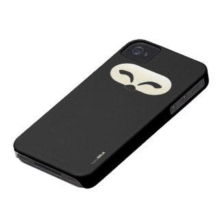 caso del happyNINJA iPhone 4 Carcasas