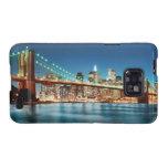 Caso del horizonte de New York City Samsung Galaxy SII Carcasas
