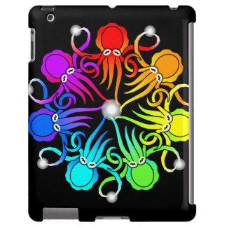 Caso del iPad 2/3/4 de CephNet (TM) Funda Para iPad