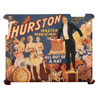 Caso del iPad 2/3/4 de Thurston