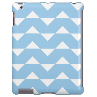 Caso del iPad 2/3/4 del azul de cielo del limón de
