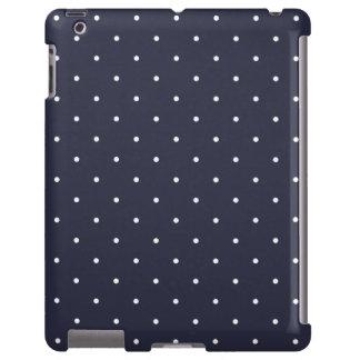 Caso del iPad 2 3 4 del lunar del estilo de los añ