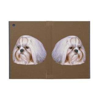 Caso del iPad adaptable del perro de Shih Tzu mini iPad Mini Protector