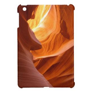 Caso del iPad brillante listo del caso mini
