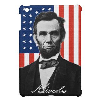 Caso del iPad de Abraham Lincoln mini iPad Mini Cárcasas