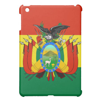 Caso del iPad de Apple de la bandera de Bolivia