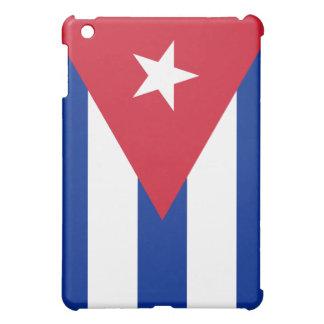 Caso del iPad de Apple de la bandera de Cuba