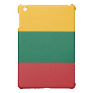 Caso del iPad de Apple de la bandera de Lituania