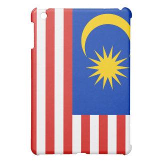 Caso del iPad de Apple de la bandera de Malasia