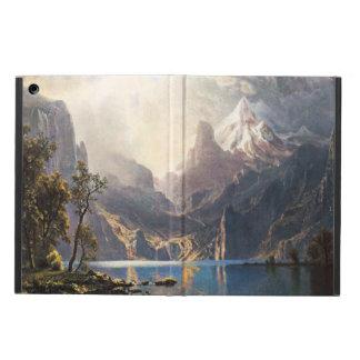 Caso del iPad de Bierstadt el lago Tahoe