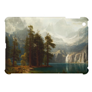 Caso del iPad de Bierstadt Sierra Nevadas mini