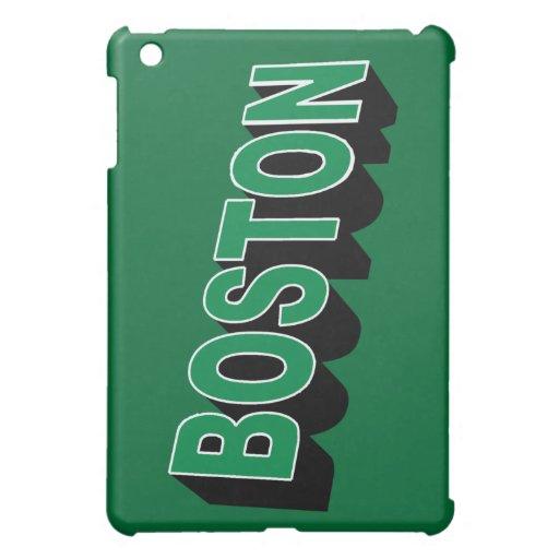 Caso del iPad de Boston