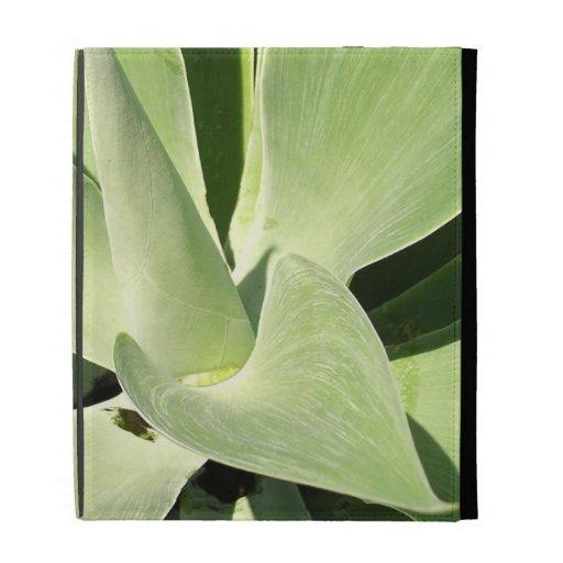 Caso del iPad de Caseable de la planta tropical