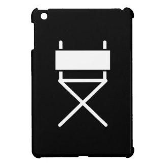 Caso del iPad de Chair Pictogram de director mini