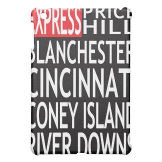 Caso del iPad de Cincinnati Coney Island Speck®