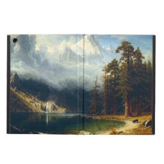 Caso del iPad de Corcoran del soporte de Bierstadt