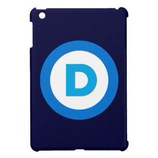 Caso del iPad de Demócratas mini iPad Mini Protector