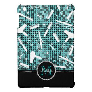 Caso del iPad de encargo atractivo del pelo y de l iPad Mini Carcasas